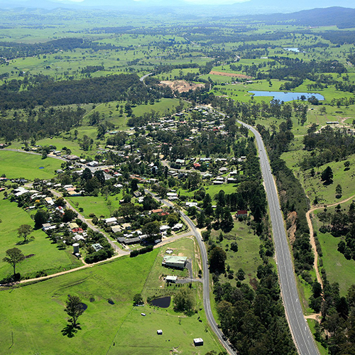 Bega Valley Shire.