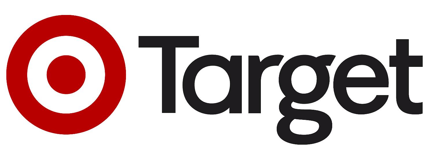 Target logo.