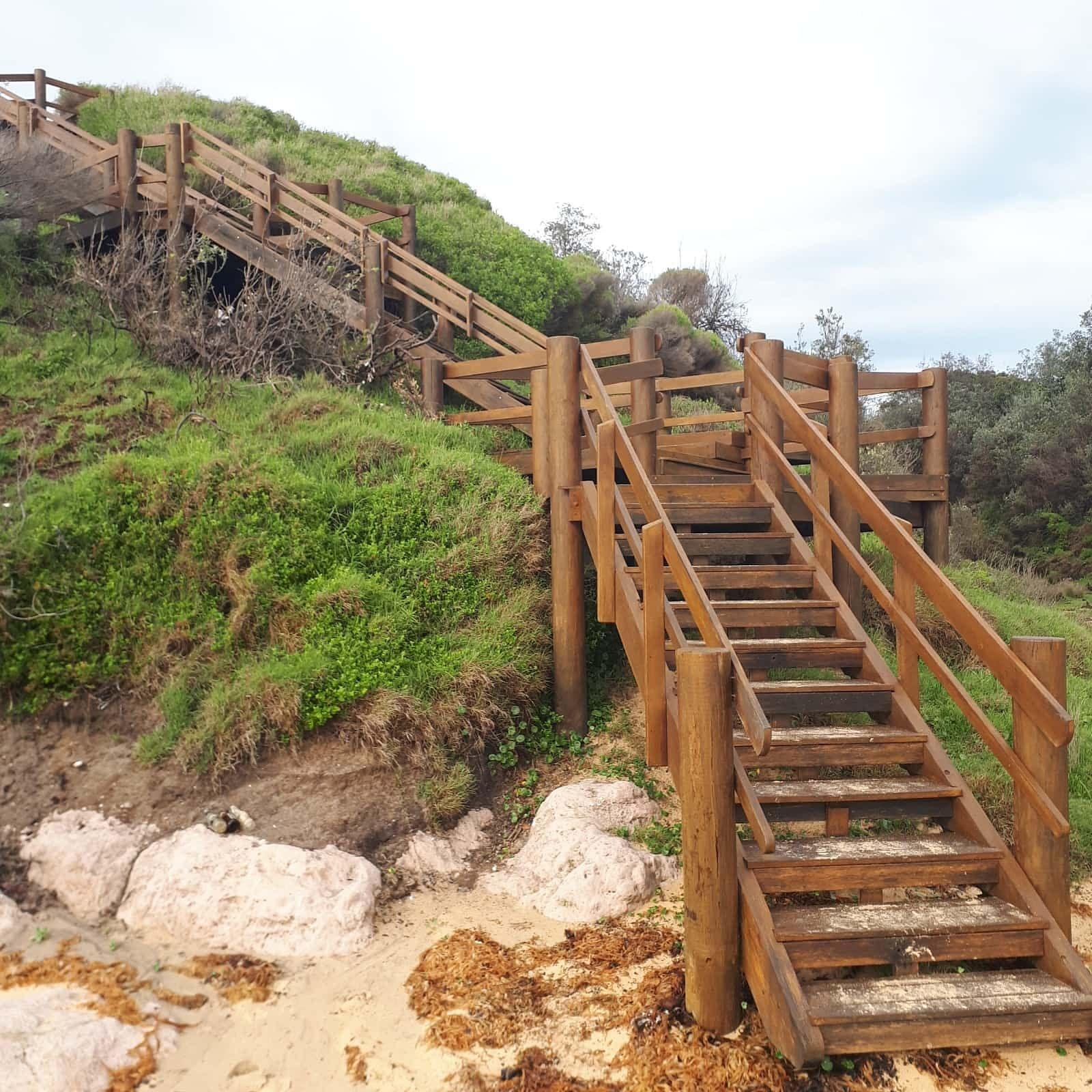 Track construction work to begin at Tura Beach next week
