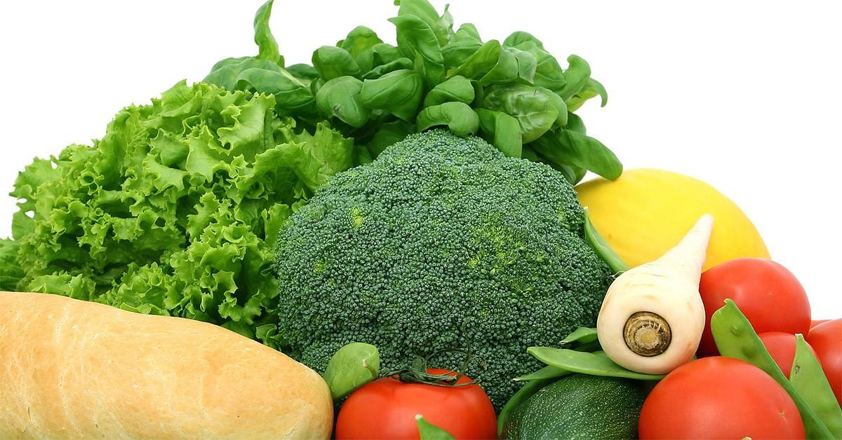Image of fresh vegtables.