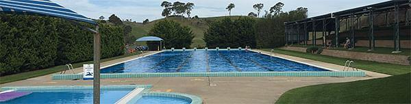 Candelo pool.