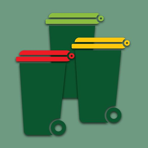 Regular kerbside waste services continue across the Shire from Monday 6 January 2020.