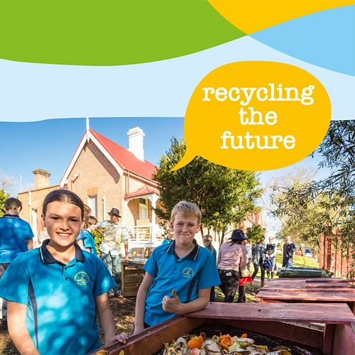 Link to Recycling the Future document.