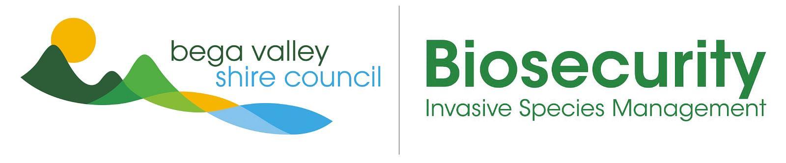 Bega Valley Shire Council logo.