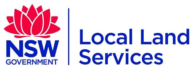 NSW Local Lands Services logo.